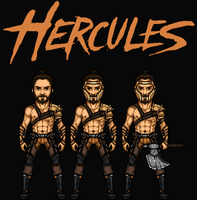 Hercules (New Earth) by Nova20X
