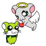 Hamtaro-couples Contest Entry by Popcornchickity