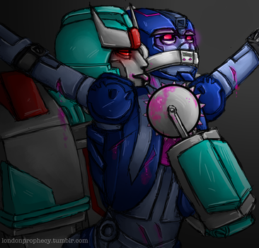 Shattered Glass-Ratchet/Rung by Marsaills
