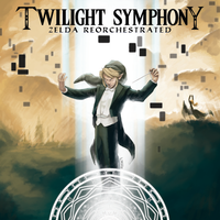 Zelda - Twilight Symphony CD Cover by Rexfire91