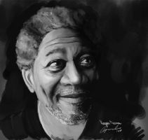 Morgan Freeman by ducklin-th