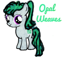 Opal Weaves by Lyd2000