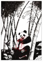 Killer Panda by TylerChampion