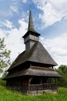 Wooden church by rhipster