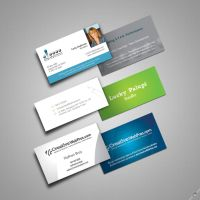 Various Business Cards by ayamsuhayam