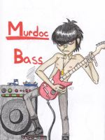 Murdoc Bass by xxpunkgrlxx