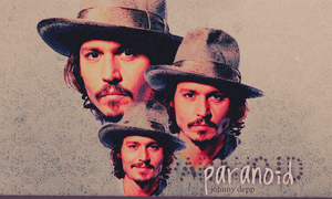 Johnny Depp header by scarredstalker