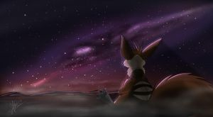 The Stars by secoh2000
