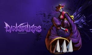 Hsien-Ko Darkstalkers Wallpaper by BriellaLove
