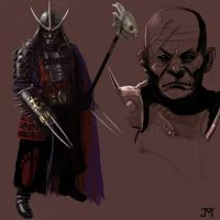 Shredder by Manji675