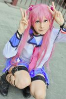 Yui Angel Beats by LauzLanille