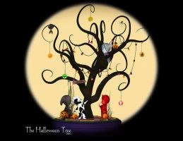 The Halloween Tree by Dani3D