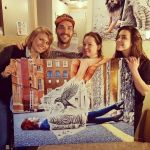 Great team for my exhibition by BenHeine