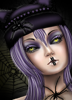 Spider.Chick. by ImvuCel