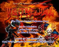 Welcome 2 Hell by Dante909