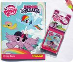 Album Panini My Little Pony by betaluna