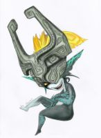 Midna by MaydhynChina