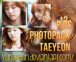 PHOTOPACK Taeyeon (SNSD) #221 by YunaPhan
