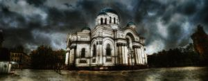 Archangel Church II HDR by MGawronski