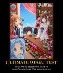 Ultimate Otaku Test by gamerma