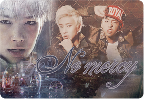 Zelo, HimChan, YongGuk from B.A.P by xSnookix