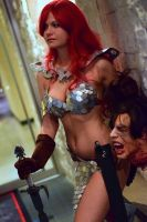 Red Sonja at Dragon Con 2015 by AlisaKiss
