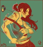 Lara Croft PC 1 by mystiquegrl