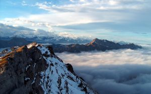 Above the clouds by crm12