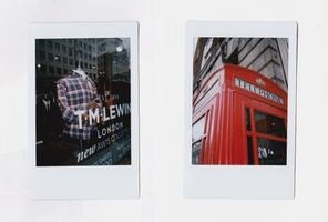 London Polaroids by yo-yo09