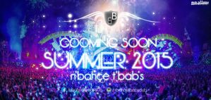 Cooming Soon - Summer 2015 // n'Bahqe T'bab's by ex-works1