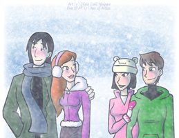 Ben 10 AF: Winter Gear by Miniyuna