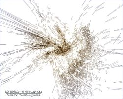 Wireframe Explosion by and-Z