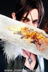 Squall Leonhart by Zihark-cosplay
