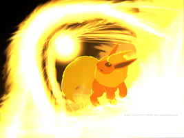 + Flareon 002 + by inferno988