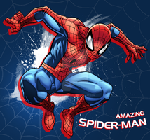 Amazing Spider-Man by FrancoTieppo