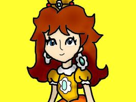 Princess Daisy by Lanm01