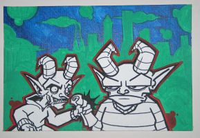 Marker canvas by CharacterAssassin