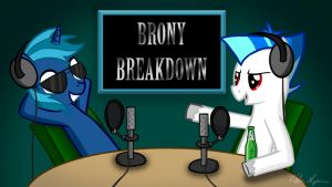 Brony Breakdown by ViktorNewman