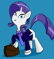 Just a Businessmare... by ImpCJCaesar