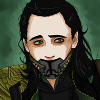 shut up loki by Taco-Zuzu