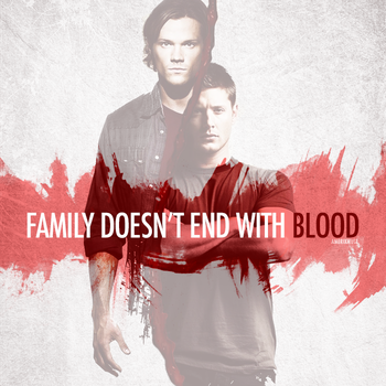 Family doesn't end with blood by AmbrixMUSE