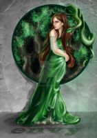 The Seven Deadly Sins - ENVY by charligal