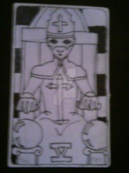 The pope tarot by Brandic1991