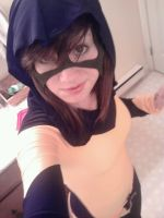 Kitty Pryde from X-Men by saltnvinegar