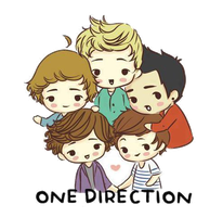 One Direction Sweet Png by JaazJonas