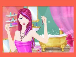 bath time fave by Firestar97
