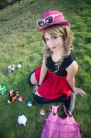 Serena Pokemon Trainer by Windelle