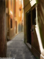 Venice Study by FoxInShadow