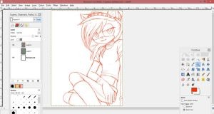 Nyra WIP 1 by The-Tabbycat-Witch