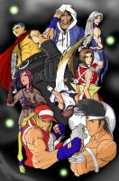 Kof Tribute by Y2JD